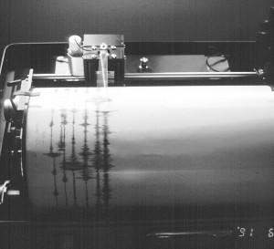 Seismograph / © public domain (gemeinfrei)